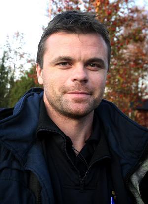 """Kent Sjöberg kommer i sitt nya jobb att utgå från Falun. """"En tuff tid"""", beskriver han de senaste åren på räddningstjänsten i Ludvika."""