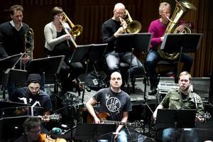 Entombed ville vara en del av orkestern.