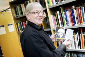 BLIR PENSIONÄR. I nio år har Conny Persson varit chef på Gävle stadsbibliotek. Vid årsskiftet går han i pension.