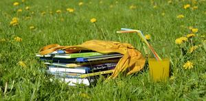 Sommar och läsning hör ihop.