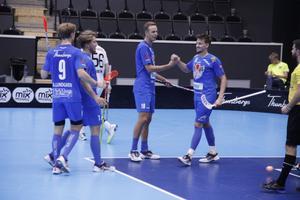 Alexander Larsson får spela med Andreas Dahlqvist igen – det är i alla fall Larssons förhoppning när han nu lämnar GGIK för första gången i karriären.