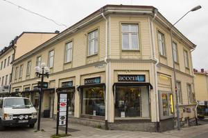 Kvarteret Pantbanken, hus 3, ett rivningshotat hus i Östersunds centrum. Men inte om länsstyrelsen får bestämma.