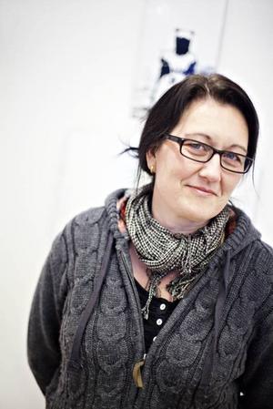Aktuell. Verk av Pamela Törn Skoglund kan ses både på Galleri K och på Gävle Konstgrafikers jubileumsutställning på Konstcentrum nästa helg.