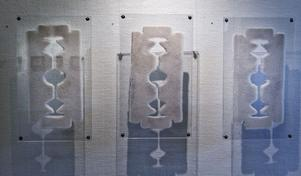 Måna Engströms textila verk
