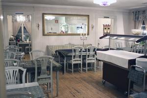 Restaurang. Mai Thai i Norberg med klassisk svensk dekor.$RETURN$$RETURN$