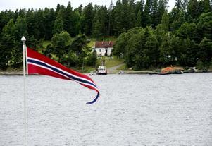 Den 22 juli 2011 sprängde Anders Behring Breivik en bomb i centrala Oslo och fortsatte sedan mot Utöya. Arkivbild.