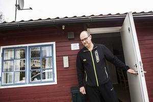 Jim Sandström tycker att det blir vemodigt att Taxi Ljusdal kommer att upphöra.