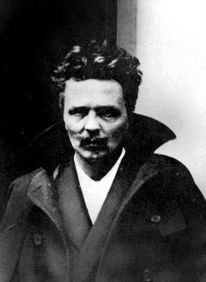 Strindberg.