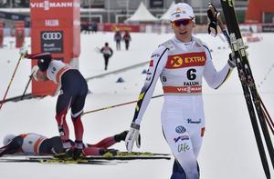 Oskar Svensson, nöjd fyra.