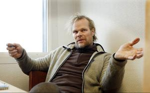 – Nu tar alla på sig berömmet att utgången blev så lyckad. Så lät det inte när jag ville ha hjälp med örnen, säger Henrik Svensson.