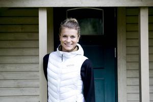 Jenny Rissveds vann dubbelt i helgen.