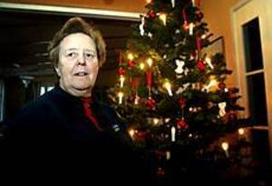 I tre decennier har Gerd Boström arbetat för Frälsningsarmén. På julafton bjuder de på julbord, som de brukar. Alla är välkomna, säger hon. Foto: NICK BLACKMON