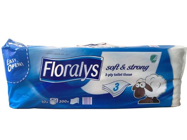 Floralys Soft & Strong.
