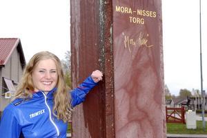 Marika Sundin avslutade VM på rullskidor med ännu ett guld.