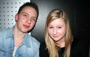 Silk. Niklas och Beatrice