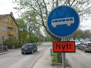 Busslinje saknas genom Öster Mälarstrand. Foto: VLT:s arkiv