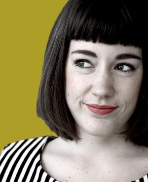 Formgivaren Lina Johansson inspireras mycket av svensk art deco, 1950-talets mönster och pasteller.