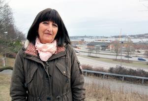 Annicka Burman (V).