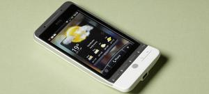 Nya Googlemobilen HTC Hero testad