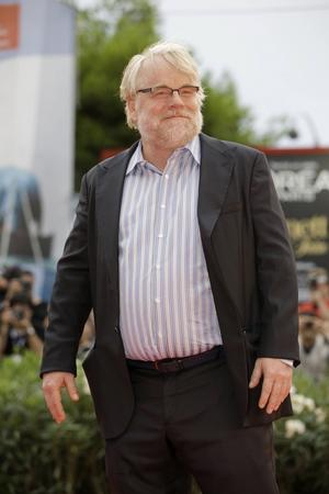 Philip Seymour Hoffman.