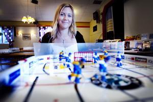 Caroline Eriksson ser fram emot helgens GP-turnering.