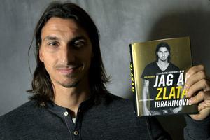 Zlatan Ibrahimovic och David Lagercrantz är nominerade i kategorin årets fackbok för biografin Jag är Zlatan Ibrahimovic.