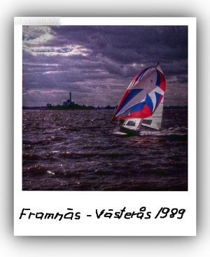 Bilden är tagen från Framnäs 1989