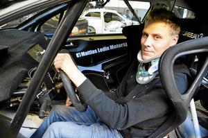Motorklubben. – Jag är stolt över min klubb och det märks att de är stolta över att jag representerar dem, säger Mattias Ledin
