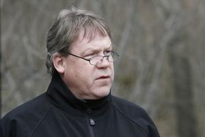 Per Johansson från Kuusakoski gillade inte det han såg på Bromsängs recycling.
