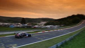 WRT-teamet med Edward Sandström slutade på åttonde plats i Nürburgrings 24-timmars.