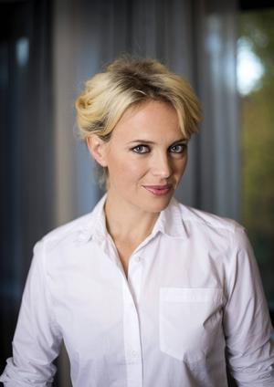 Josephine Bornebusch är känd för sina roller i tv-serier som