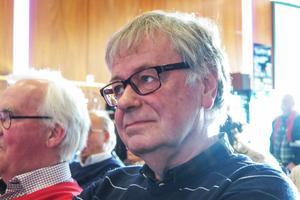 """""""Det är bättre att behålla vår egen makt och samarbeta med andra"""", sa kommunpolitikernHåkan Larsson (C) från Rödön."""