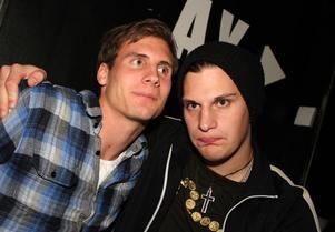 Silk. Robban och Johan