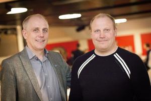 Morgan Persson och Jörgen Persson.