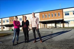 Bredbynskolan är den skola i kommunen som har bäst måluppfyllelse bland niondeklassare i kommunen. Det är ett lyft från ifjol, vilket gläder Anette Sundberg, Åsa Svensson och Magnus Ahlberg.