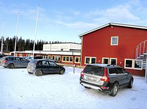 Attacus Trähus har redan påbörjat planerna för att bygga villor på det drygt en hektar stora området.