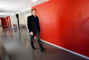 Anders Ydebrink, rektor.