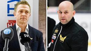 Mats Brokvist och Tony Zabel.