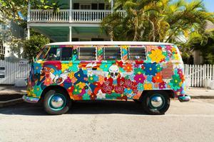 Personlig stil är ett signum i Florida Keys.   Foto: Fotoluminate LLC/Shutterstock.com