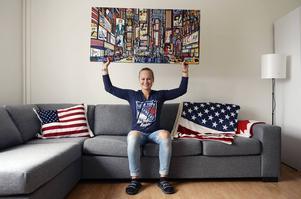 Erica Udén-Johansson, 26 år, lagkapten i Sundsvall Wildcats och landslagsspelare:   – Ja du, jag har inte funderat på det så mycket. Jag kan säga att jag ska göra saker, men vet oftast direkt att jag inte kommer hålla dem.