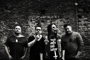 Bandet Lillasyster, som spelar i Mora på lördagen.