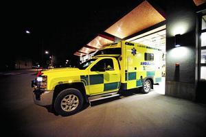 SPF i Falun har gjort ett besök vid ambulanssjukvården i länet.