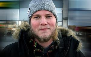 Fredrik Larsjos, 22 år, Djura: – Till och från november har jag känt av den: febrig och halvhängig har jag legat till sängs någon vecka.