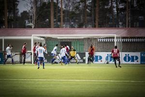 1–0 genom Alhaji Kamara.