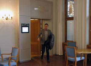 Norrviddens tidigare vd Peter Andersson har nu klarat av första dagen av tre i hovrätten.