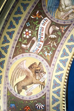Katolska kyrkan i Gävle är helgad åt aposteln Paulus och församlingen hette Sankt Pauli församling.