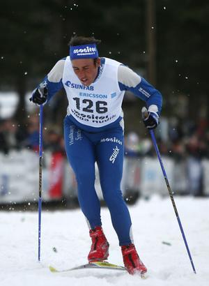 Lars Ljung hoppar av årets skidsäsong.