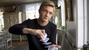 Adam Eriksson är klar för Utsikten.
