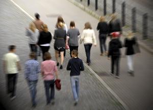 För framtiden. Moderaterna behöver förnya såväl politiken som retoriken för att kunna vara trovärdiga i kampen mot ungdomsarbetslösheten, skriver Niklas Wykman. foto: scanpix