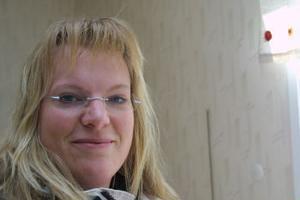 Hilda Norling, 28 år, Gnarp, tycker att det behövs nytt blod i kyrkopolitiken. Som femma i Borgerlig samling går hon direkt in i fullmäktige för Gnarp, Jättendal och Harmånger.
